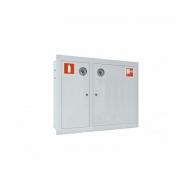 Шкаф встроенный под пожарный кран с огнетушителем (закрытый) ШПКО-315-ВЗКУ/ВЗБУ