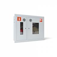Шкаф встроенный под пожарный кран с огнетушителем (открытый) ШПКО-315- ВОКУ/ВОБУ