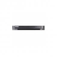 4-канальный DVR Hikvision DS-7204HUHI-K1/P HD TVI/AHD/CVBS камер и 2 сетевых
