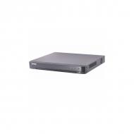 16-канальный DVR Hikvision DS-7216HQHI-K2/P для HD TVI/AHD/CVBS/IP камер поддержка PoC