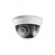 Купольная HD-TVI камера Hikvision DS-2CE56D1TA-IRMMU с ИК-подсветкой