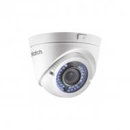 Уличная HD-TVI камера-сфера HiWatch DS-T119 с вариофокальным объективом