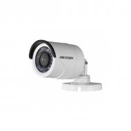 Качество 720p по коаксиалу: Hikvision DS-2CE16C0T-IR – HD-TVI мини-буллет с ИК-подсветкой