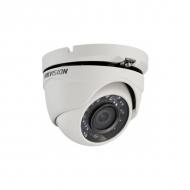 Аналоговая 2Мп камера-сфера Hikvision DS-2CE56D0T-IRM –HD-TVI модель с ИК-подсветкой для улицы