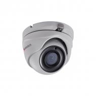 Уличная HD-TVI камера высокого разрешения 3Мп HiWatch DS-T303 с ИК-подсветкой