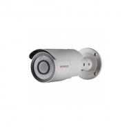 Бюджетный уличный 720p HD-TVI буллет HiWatch DS-T106 с вариофокальной оптикой
