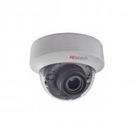Купольная HD-TVI камера 5Мп HiWatch DS-T507 с ИК-подсветкой EXIR и Motor-zoom