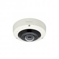 Smart 4Мп FishEye камера для улицы Wisenet Samsung XNF-8010RVMP с ИК-подсветкой