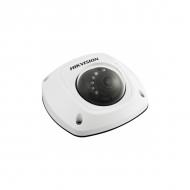 Уличный вандалозащищенный FullHD минидом Hikvision DS-2CD2522FWD-IS с ИК-подсветкой
