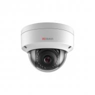 Вандалостойкая IP-камера для улицы HiWatch DS-I202 с ИК-подсветкой