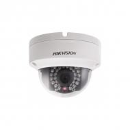 Уличная вандалозащищенная 4Мп купольная IP-камера Hikvision DS-2CD2142FWD-I