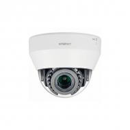 Внутренняя купольная IP-камера Wisenet LND-6070R с ИК-подсветкой и вариообъективом