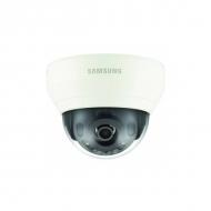 4Мп камера Wisenet Samsung QND-7010RP, ударопрочная, с ИК-подсветкой
