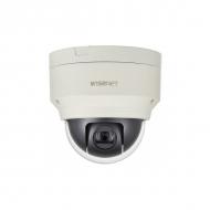 Вандалостойкая PTZ-камера с оптикой 12× Wisenet Samsung XNP-6120HP для улицы