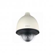 Поворотная вандалостойкая IP-камера Wisenet QNP-6230H с ИК-подсветкой и оптикой 23×