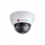 Купольная 4K IP-камера ActiveCam AC-D3183WDZIR5 с motor-zoom и Smart-аналитикой