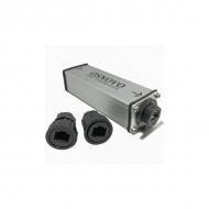 Уличный PoE удлинитель 10/100/1000M Gigabit Ethernet OSNOVO E-PoE/1GW до 500м + питание на 100м.