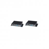 Комплект TTP111VGA: приемник и передатчик для передачи VGA сигнала по витой паре STP или UTP CAT5