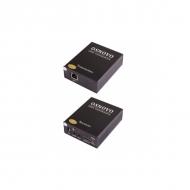 Комплект TLN-Hi/1+RLN-Hi/1 для передачи HDMI по сети Ethernet до 170 м