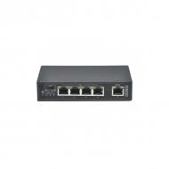 PoE коммутатор OSNOVO SW-20500/B (ver.2) 4-портовый Fast Ethernet