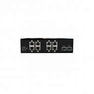 Только под заказ! Промышленный 8-портовый PoE коммутатор OSNOVO SW-60802/IC Fast Ethernet