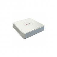 Мультистандартный регистратор 4 канала (+ 1 IP) с поддержкой H.265 – HiWatch DS-H204Q