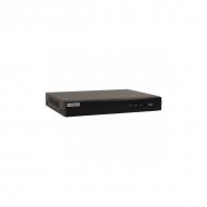 8-канальный сетевой регистратор HiWatch DS-N308/2 с поддержкой IP-камер до 6 Мп