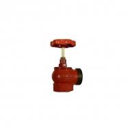 Клапан КПЧМ чугунный 50-1 90° муфта-цапка