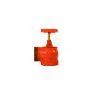 Клапан КПЧМ чугунный 65-1 90° муфта-цапка