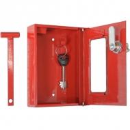 Ключница пожарная (1 ключ) 130*43*175мм