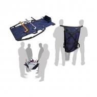 Носилки тканевые для ЧС в сумке-чехле 2*0,9