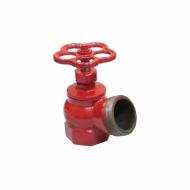 Клапан КПКЧ-65-2 125° чугун муфта-цапка